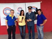 Entrevista para TVCIDADE em Roraima