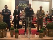 Gaspar militares evangélicos