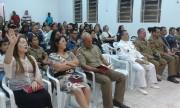 Grandioso culto de militares em Florianópolis