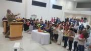 GRUMECH na igreja Batista - SC