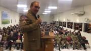 Maravilhoso e glorioso culto militar