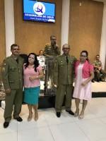Novo Grupo missionário da UMESC