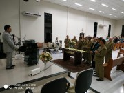 Abençoado culto de militares em Joinville