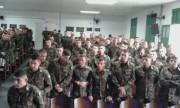 Joinville pascoa dos militares