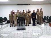 Culto militar no setor Filadélfia - Lages/SC