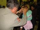 Culto em Laguna. Um jovem aceitou a Jesus e outras foram renovadas.
