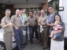 Militares de Tocantins, Mato Grosso, Brasilia, Santa Catarina, Goiás