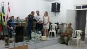 Missionário Juares respaldado pela UMESC
