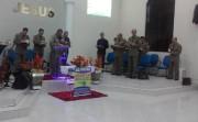 Militares Indaial dia 30.07.2016
