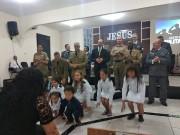 Culto militar em SFS
