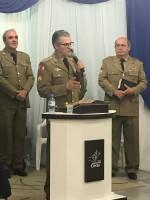 Participação de militares do Vale do Itajaí