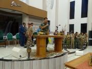 Município de Taió culto militar