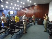 Novo grupo de militares em Tocantins