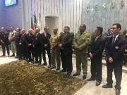 Transição de cargo Geral da UMERGS