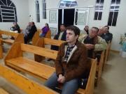 Posse do Missionário na localidade de Capão Alto