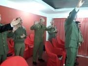 Pré-Congresso de militares em Araranguá - SC