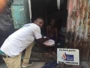 UMESC respaldando esta obra no Haiti