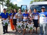 Recepção da viagem missionária Recife - PE
