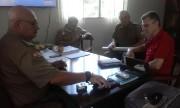 Reuniões para realizar a 1ª Vigília sobre Rodas