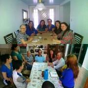 Reunião da diretoria da UMESC em Navengantes