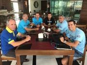 Reunião da UMCEMA e participação da UMCEB