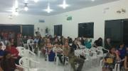 Reunião de militares na Igreja em Barra Velha