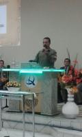 Rio do Sul culto militar - SC