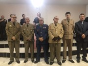 Santa Terezinha-SC - Culto militar