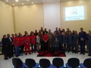 Primeiro culto na cidade de Anchieta