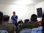 Culto em Criciúma/SC 9ºBPM