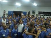Segundo Culto na escola de Marinheiros - Florianópolis