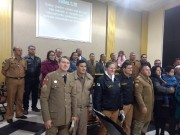 Culto Militar - PR