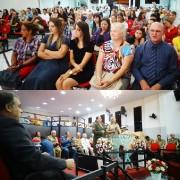 Comemoração em culto de Militares em Timbó