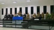 Transição dos coordenadores em Piçarras - SC