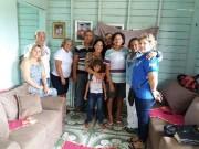 União do Amapá visitando Militares