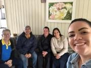 Viagem missionária - Visita ao Campo