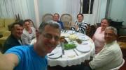 Viagem missionária em Santa Catarina