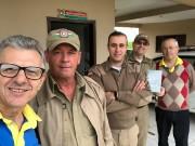 Visitando colegas e campo missionário