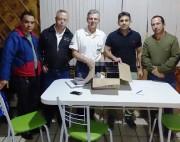 Visita em Curitibanos - SC