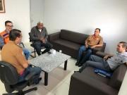 Reunião e socialização entre os membros