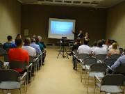 Várias Palestras no congresso da UMCEB 2017