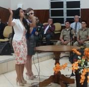 1  Culto no quartel em Porto Belo
