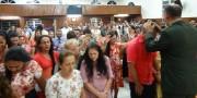 Deus fez grandes obras em Porto Belo em Culto de Militares da UMESC