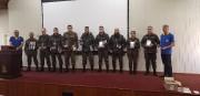Visita do GRUMEL ao Exército Brasileiro
