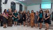 Mais um maravilhoso culto na sede de Biguaçu