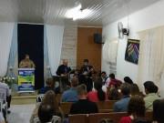 Congregação Ribeirão da Erva - Taió - Culto militar