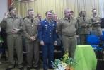 Culto de militares em Criciuma.