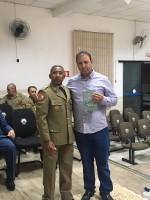Culto de militares em Lebom Regis