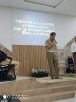 Culto de militares em Petrolândia