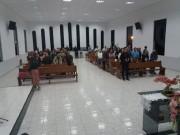 Culto em Araranguá dia 23.06
